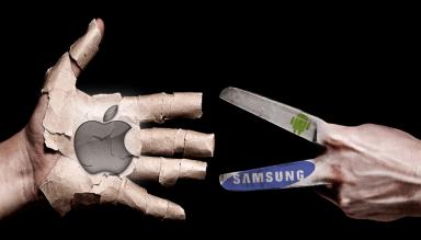 Pomimo słabej końcówki 2016, Samsung sprzedał więcej smartfonów niż Apple