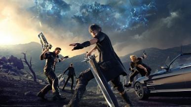 Postać Gordona Freemana pojawi się w Final Fantasy XV