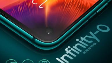 Poznajcie Samsung Galaxy A8s - pierwszy smartfon z dziurawym ekranem