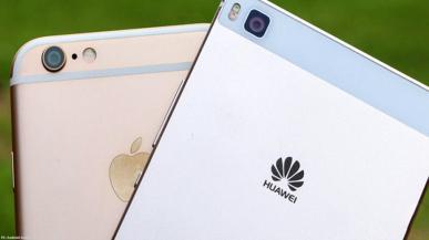 Pracownicy Huawei ukarani za tweet z iPhone`a. Omijali tylko cenzurę Chin