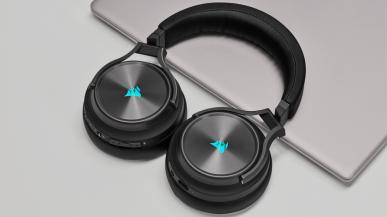 Premiera słuchawek gamingowych Corsair VIRTUOSO RGB Wireless XT