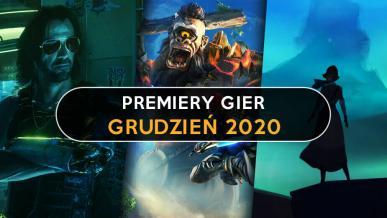 Premiery gier – grudzień 2020