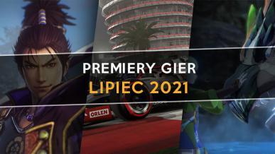 Najlepsze premiery gier - lipiec 2021