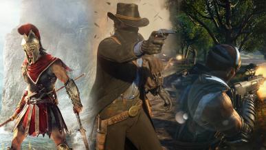 Premiery gier – październik 2018