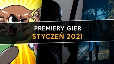 Premiery gier – styczeń 2021