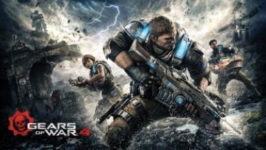 Prezentacja Gears of War 4 z PAX West - Horda 3.0 i klasy postaci