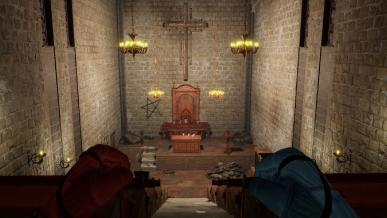 "Priest Simulator - demo polskiego ""symulatora księdza"" już dostępne"