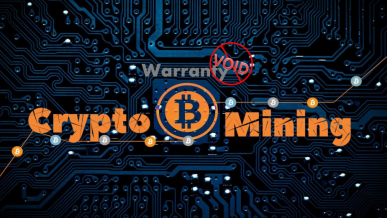 Producent kart ostrzega: kopanie kryptowalut unieważnia gwarancję