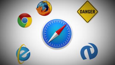 Przeglądarka Safari z gorszymi zabezpieczeniami niż… Internet Explorer