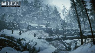 Przełęcz Łupkowska dostępna już teraz dla posiadaczy Battlefield 1 Premium