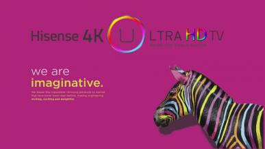 Przystępne telewizory 4K Hisense już w sprzedaży