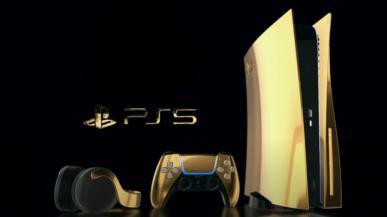 PS5 otrzyma wymienne kolorowe panele? Jest również wersja z 24K złota