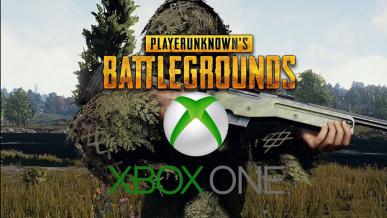 PUBG jest czwartą najczęściej graną produkcją na Xbox One