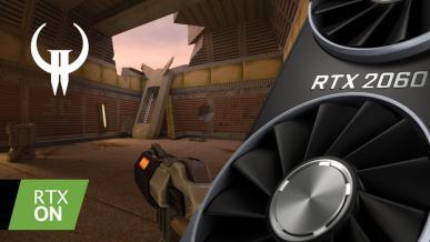 Quake II RTX - test wydajności kart GeForce RTX oraz GeForce GTX