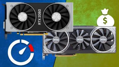 Radeon RX Vega 56 vs GeForce RTX 2060 - test po podkręceniu kart