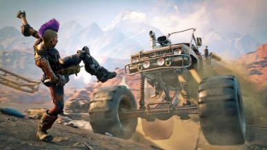 RAGE 2 zaprezentowany na krwawym gameplayu