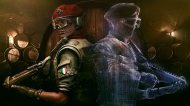 Rainbow Six: Siege prezentuje nowych włoskich operatorów defensywnych