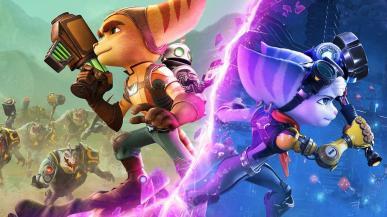 Ratchet & Clank: Rift Apart zajmuje zaskakująco mało miejsca na PlayStation 5