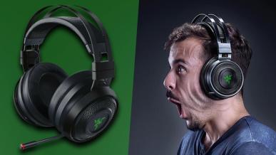 Razer Nari Ultimate - bezprzewodowe słuchawki za 700 zł, czy warto?