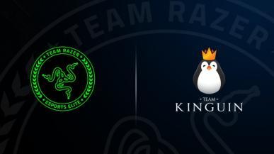Razer nawiązuje ścisłą współpracę z Team Kinguin