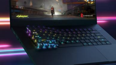 Razer wprowadza optyczną klawiaturę mechaniczną do laptopa Blade 15