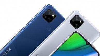 Realme prezentuje trzy nowe smartfony z 5G, w tym pierwszy z SoC Mediatek Dimensity 800U