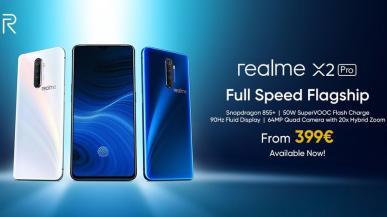 Realme X2 Pro dostępny w Polsce. Flagowiec w szokująco niskiej cenie