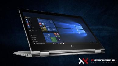 Recenzja HP Elitebook X360 1030 G2 - Biznesowy mocarz