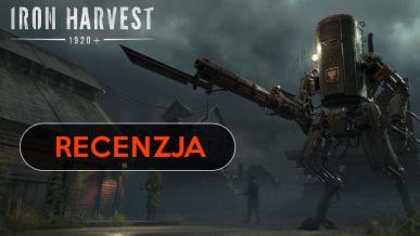 Recenzja Iron Harvest – robot na polu