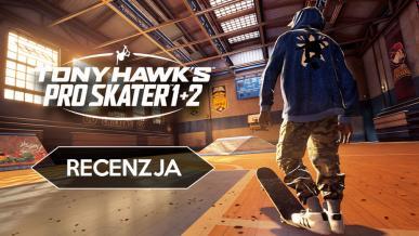 Recenzja Tony Hawk's Pro Skater 1+2 – powrót na rampę