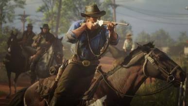 Red Dead Redemption 2 - otrzymaliśmy pierwszy gameplay z gry