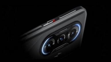 Redmi K40 GE - smartfon dla graczy z imponującą baterią i ekranem OLED 120 Hz
