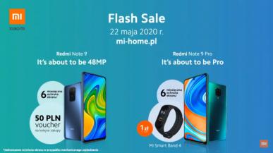 Redmi Note 9 Pro, Redmi Note 9, Mi Note 10 Lite - nowości Xiaomi w Polsce