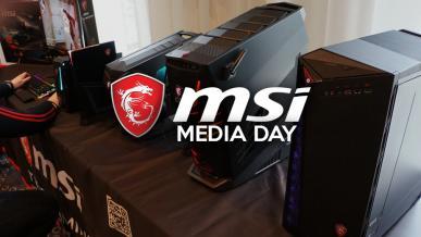 Relacja z wizyty ITHardware na MSI Media Day w Amsterdamie