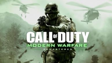 Remaster Call of Duty: Modern Warfare wymaga posiadania Infinite Warfare