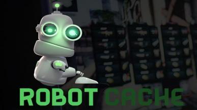 Robot Cache - konkurent dla Steam pozwalający na odsprzedawanie gier