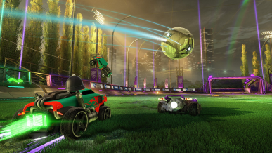 W najbliższy weekend zagramy w Rocket League zupełnie za darmo