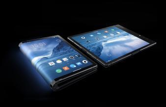 Royole FlexPai to pierwszy składany smartfon i to z układem Snapdragon 8150