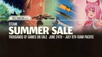 Ruszyła letnia wyprzedaż Steam. Tysiące gier w niższych cenach