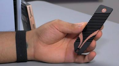 Sabrent przedstawia nowy radiator SSD zaprojektowany specjalnie dla konsol PlayStation 5