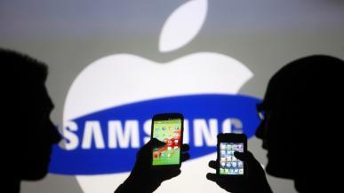 Samsung dominuje nad konkurentami z Androidem, ale mocno ustępuje Apple