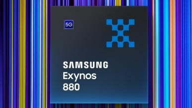 Samsung Exynos 880 - budżetowy SoC dla smartfonów z 5G