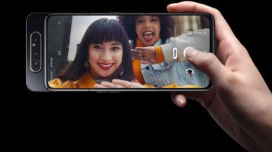 Samsung Galaxy A80 z wysuwanym obrotowym aparatem. Nowy mistrz selfie?