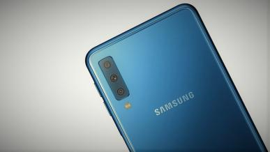 Samsung Galaxy A8s z ekranem z Infinity-O dostrzeżony w bazie FCC