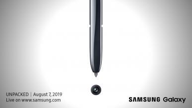 Samsung Galaxy Note 10 - data prezentacji, zdjęcia i dwie wersje smartfona