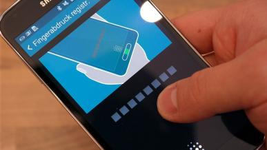 Samsung Galaxy S10 może posiadać ultradźwiękowy czytnik linii papilarnych