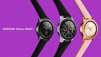 Samsung Galaxy Watch to funkcjonalny smartwatch o tradycyjnym wyglądzie