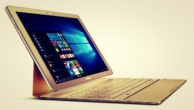 Samsung odświeża Galaxy TabProS - hybrydę laptopa i tableta na Windows 10
