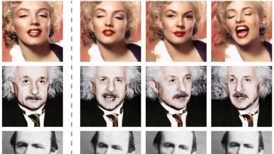 Samsung poprawia technologię deepfake i tworzy filmy z jednego zdjęcia