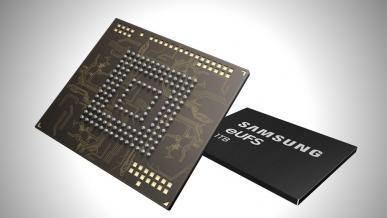 Samsung potwierdza gotowość produkcji smartfonów z 1 TB pamięci